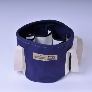 Wine Bucket - Navy Blue