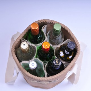 Wine Bucket - Khaki