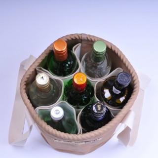Wine Bucket - Khaki