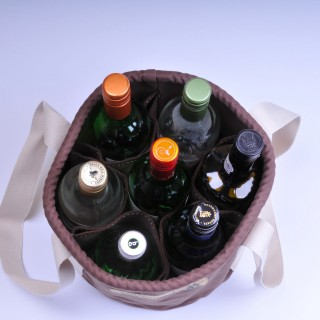 Wine Bucket - Brown