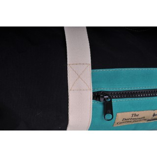 Holdall - Black and Green