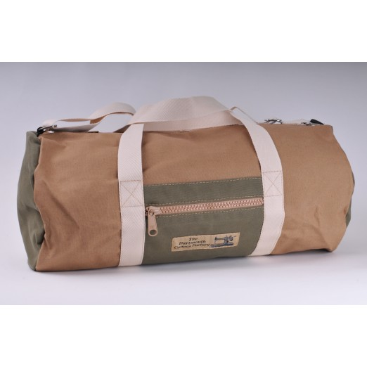 Holdall - khaki and Olive
