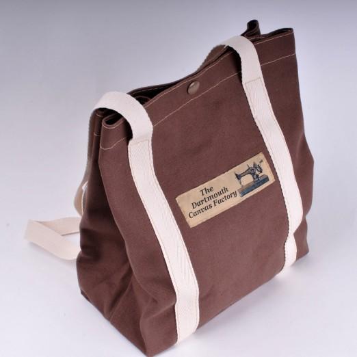 Mini Shopper - Brown