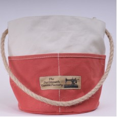 Bosun's Bucket - Natural and Red