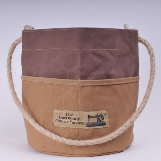 Bosun's Bucket - Brown and Khaki