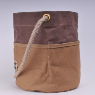 Bosun's Bucket - Brown and Khaki