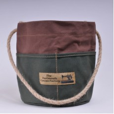 Bosun's Bucket - Brown and Olive