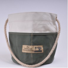 Bosun's Bucket - Natural and Olive