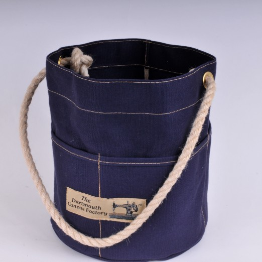 Bosun's Bucket - Navy Blue