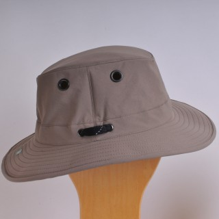 Lightweight Tilley hat LT5B Taupe