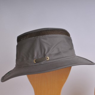Organic Airflo Tilley Hat T5MO Olive