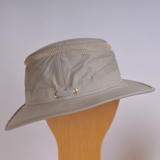 Organic Airflo Tilley Hat T5MO Khaki