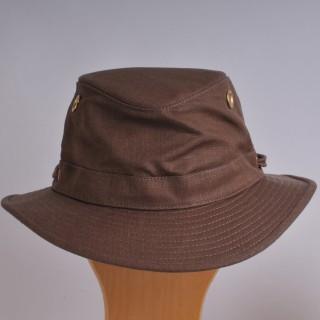 Hemp Tilley Hat TH5 Mocha