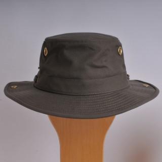 Cotton Tilley Hat T3 Olive