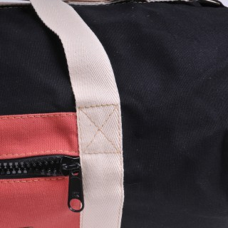 Holdall - Black and Red