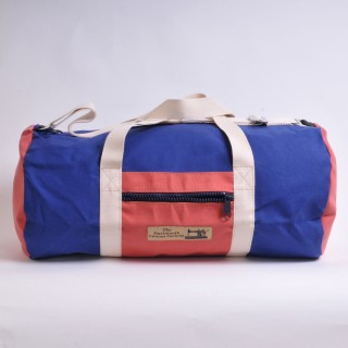 Holdall Royal Blue and Red