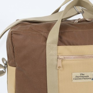 Airline carry on bag - Brown and Tan