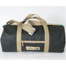 Holdall Waxed Cotton Olive green