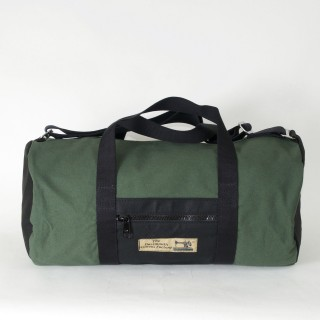 Holdall - Olive and Black