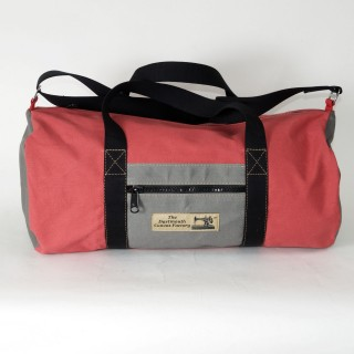 Holdall - Red and Grey