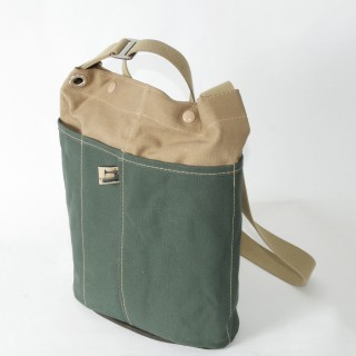 Forager bag Tan with olive