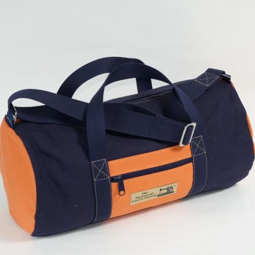 Holdall - Navy blue and Orange
