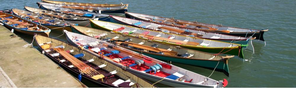 Gig Rowing Cushions