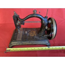 Antique Sewing Machine 01