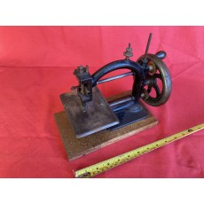 Antique Sewing Machine 02