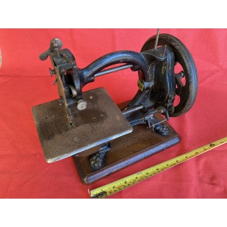 Antique Sewing Machine 03