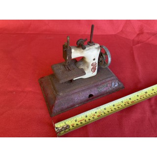 Antique Sewing Machine 06