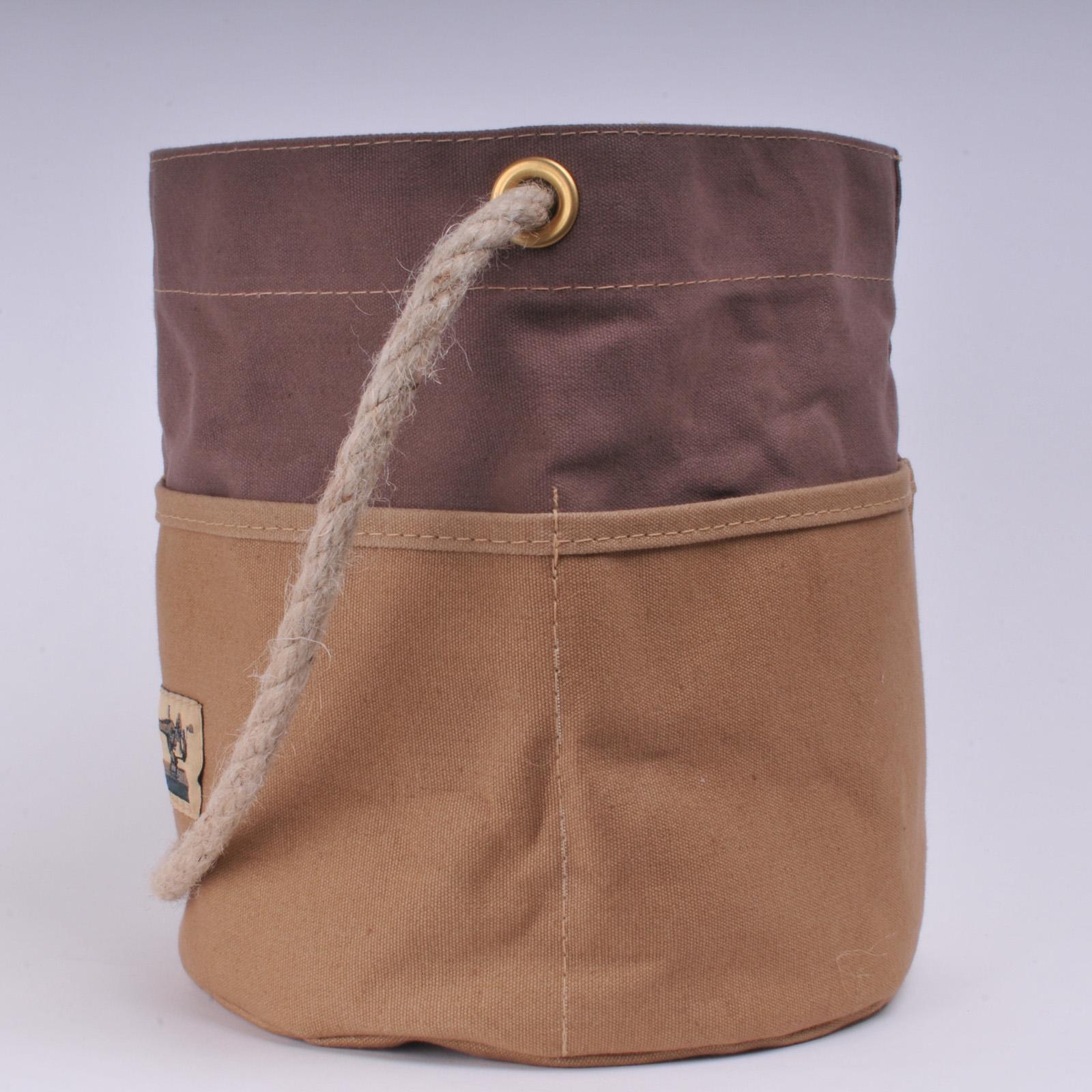 Bosun S Bucket Brown And Khaki