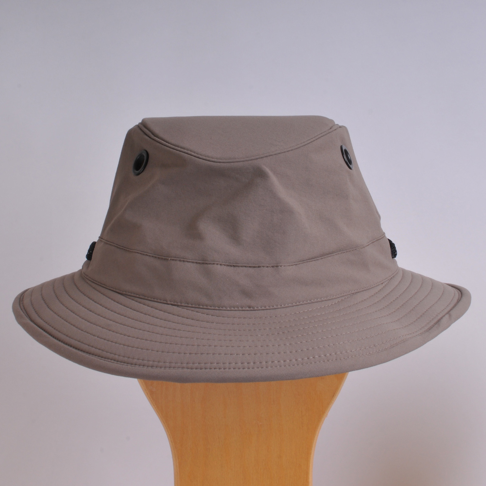 Lightweight Tilley hat LT5B Taupe e7fc4c5f223