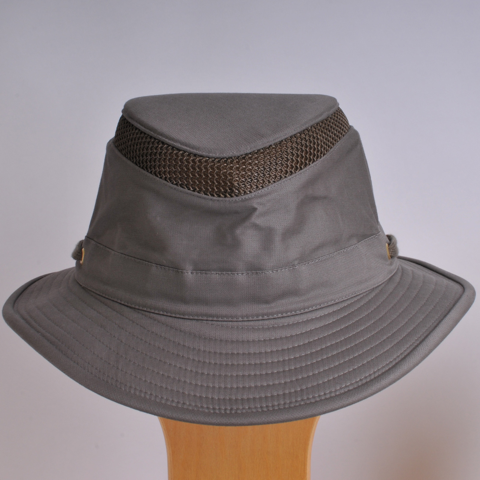a9d34d21 Organic Airflo Tilley Hat T5MO Olive