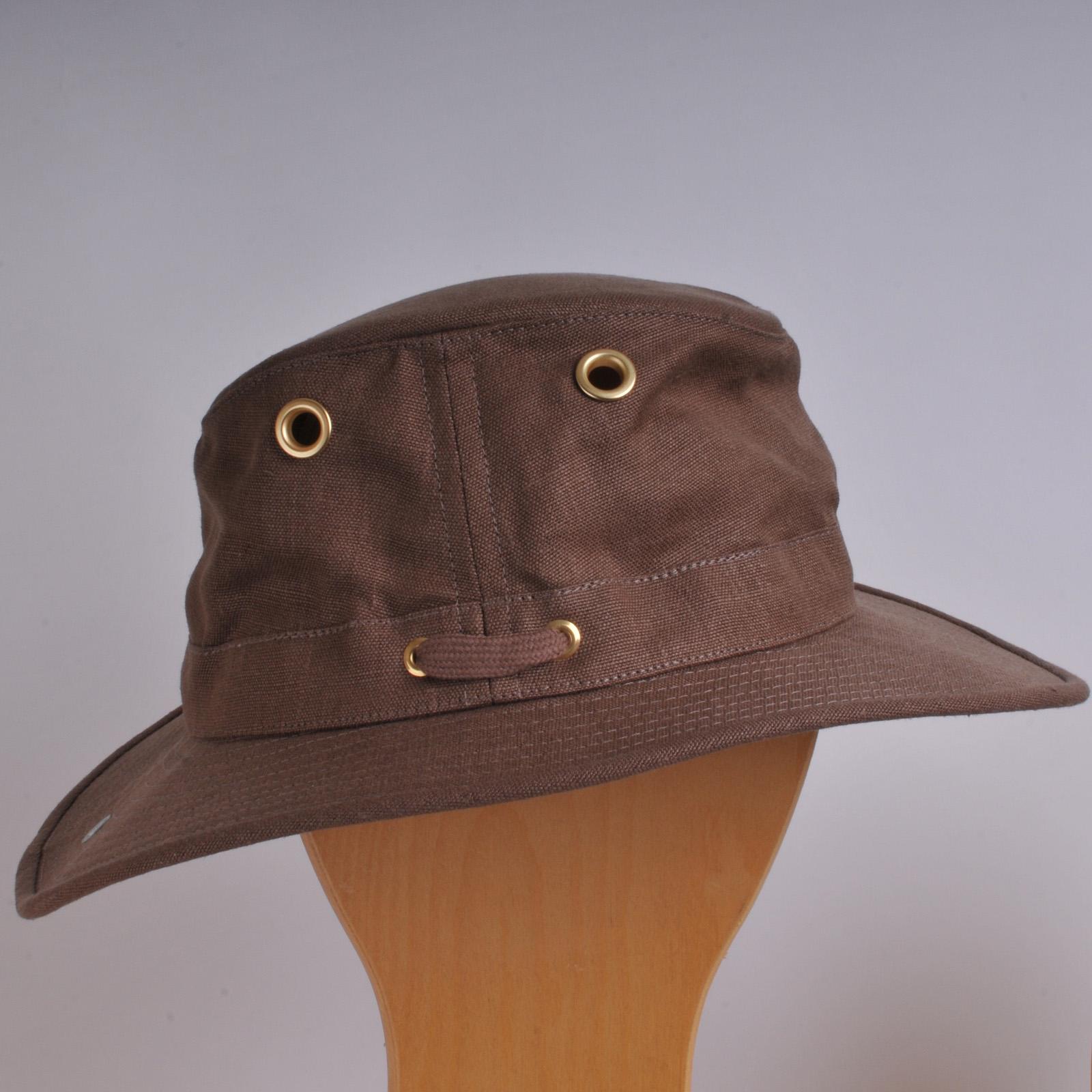 Hemp Tilley Hat TH5 Mocha 8e6503c33761