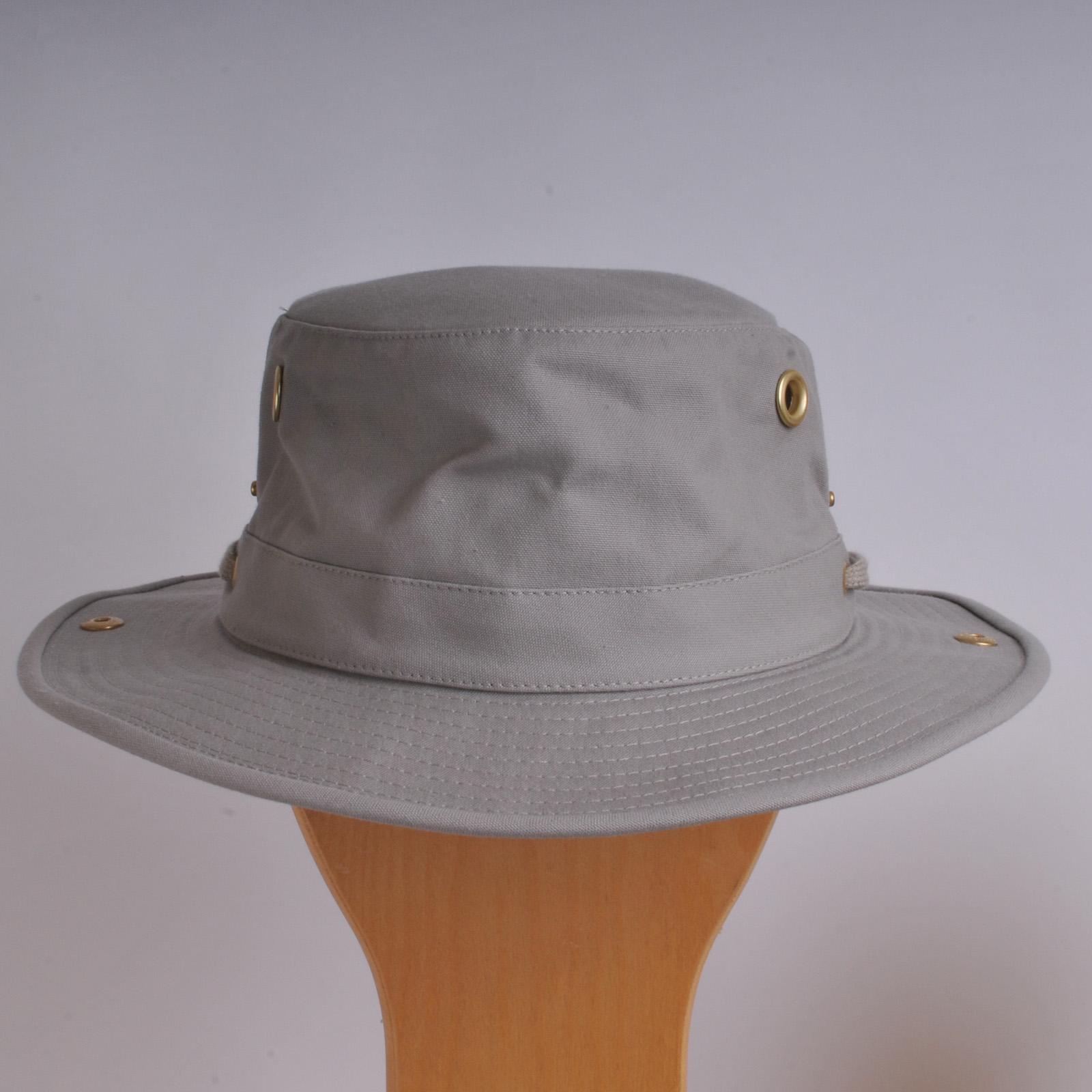 d5408035e364d Cotton Tilley Hat T3 Khaki
