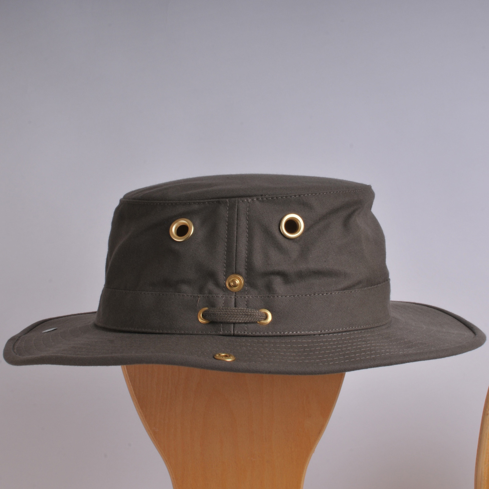 525e8aa38 Cotton Tilley Hat T3 Olive
