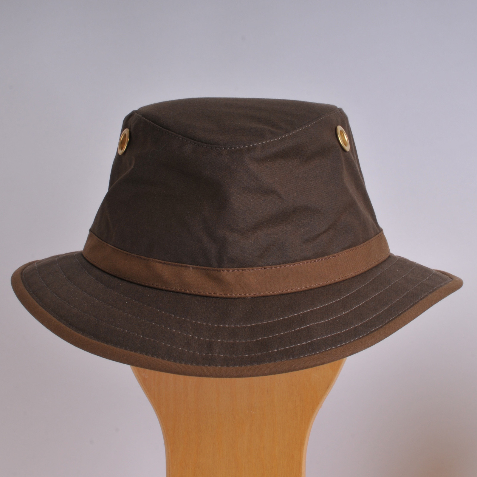 Tilley Hats Waxed Cotton Tilley Hat Twc7