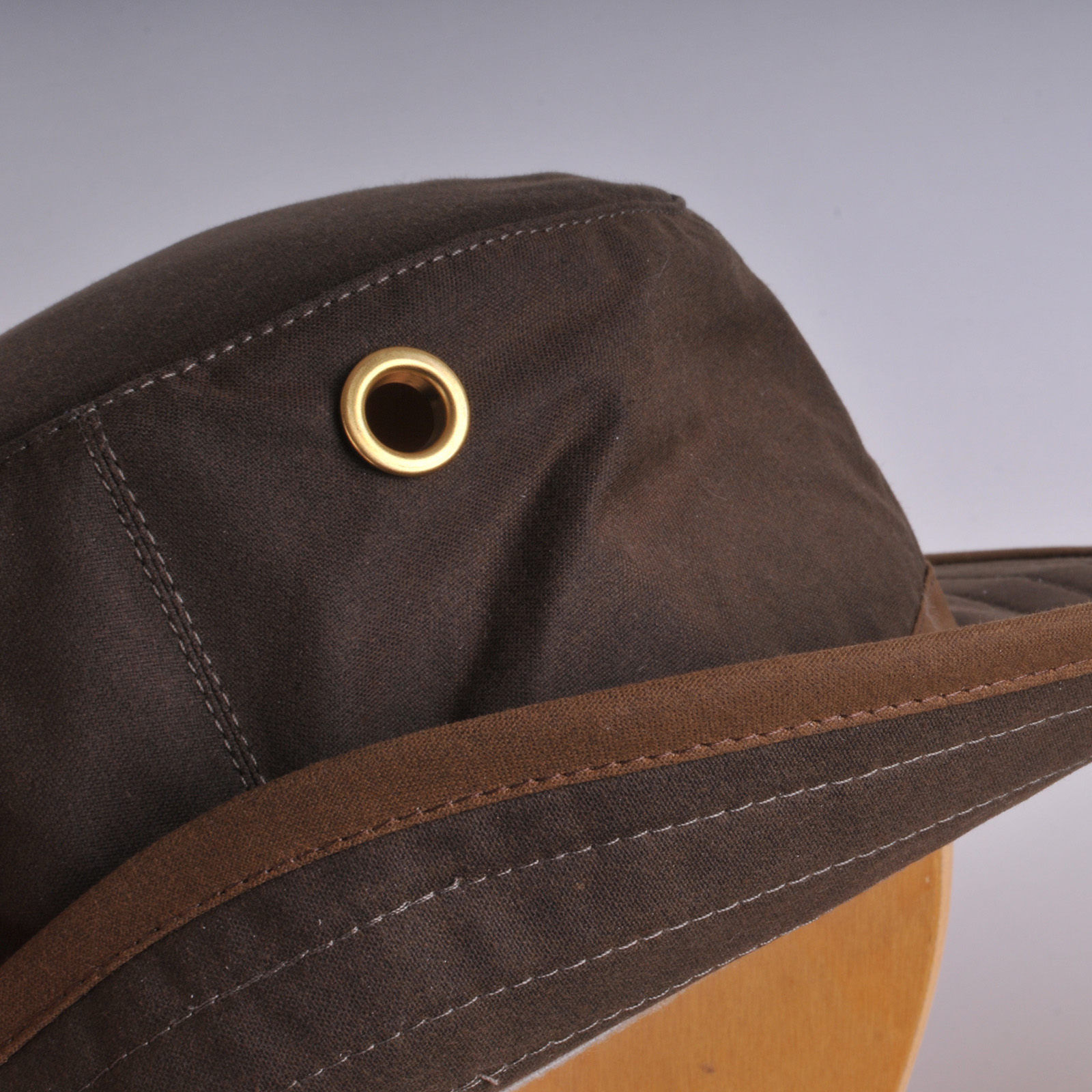 Waxed Cotton Tilley Hat - TWC7 a107394fa2f7