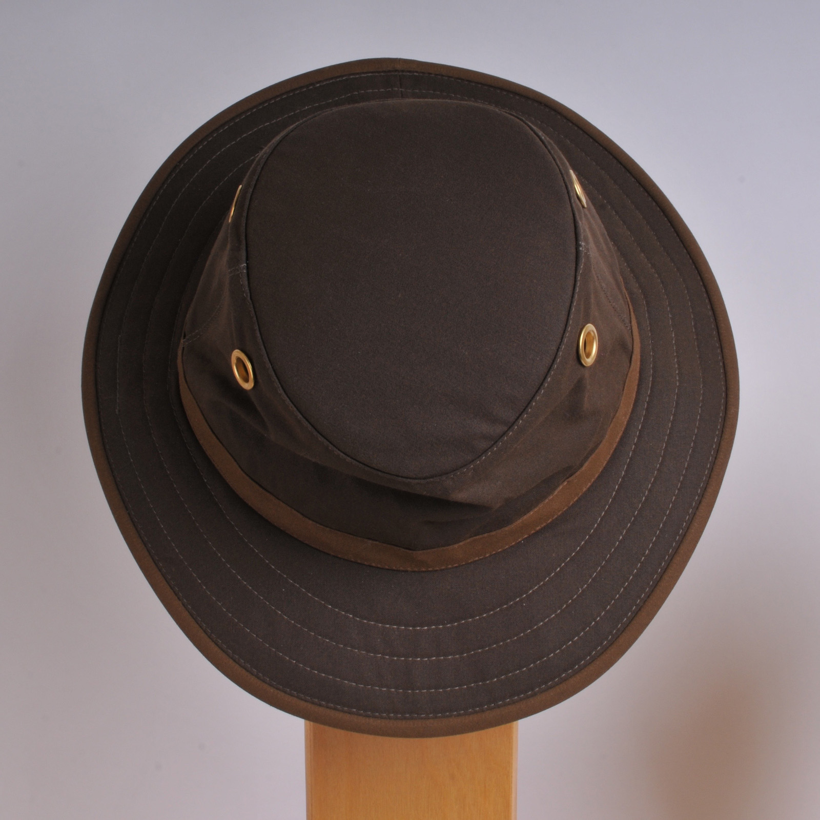 Waxed Cotton Tilley Hat - TWC7 1e9aa918e39